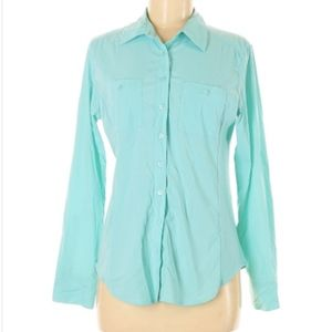 NWT Lucy Long Sleeve Button Down